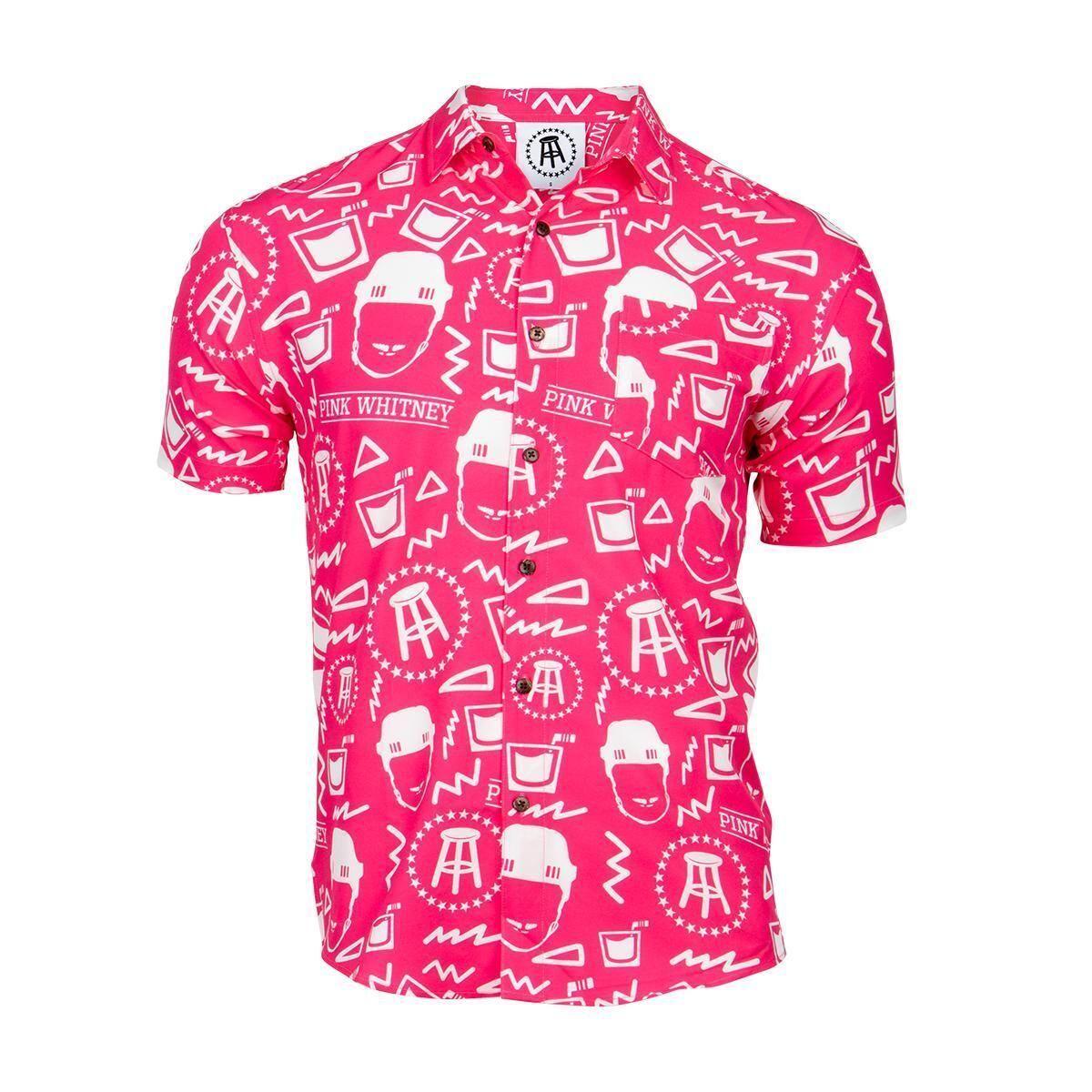Tropical Bros X Pink Whitney Hawaiian Shirt